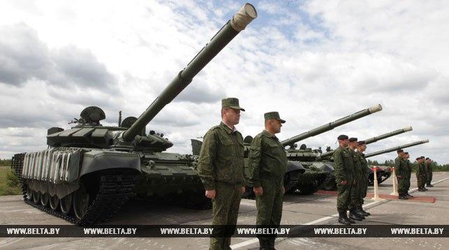 T-72B3 belarus