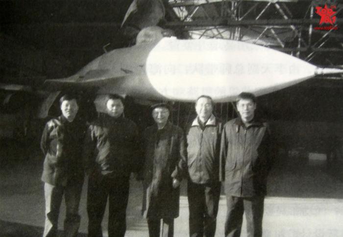 T-10K-3_Shenyang_J15_Su_33 prototype