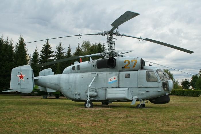 Kamov_Ka-27PL_Helix-A_27_yellow_(7903024136).jpg