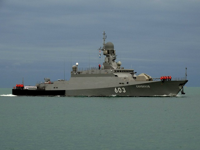 Project_21631_Buyan-M-class_small_missile_ship_corvette_Serpukhov_603