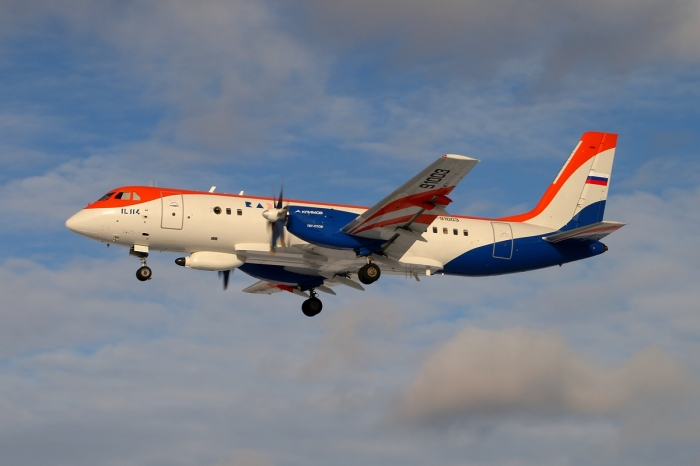 RADAR_Ilyushin_Il-114_Dvurekov-1