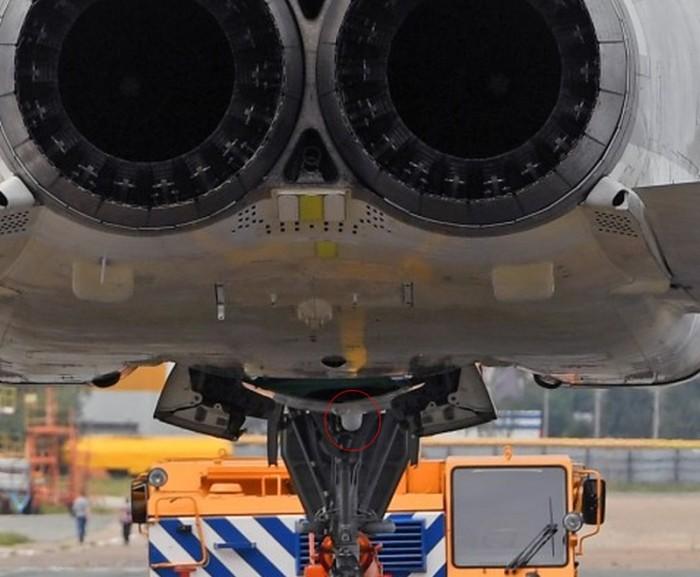 Выкатка российского ракетоносца-бомбардировщика Ту-22М3М в Казани