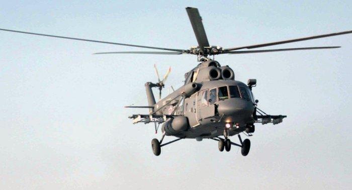 Mi-8AMTSh-VA para el Artico-SputnikMundo